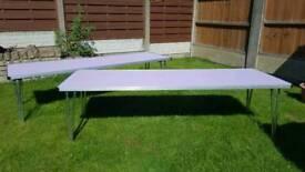 Long tables x 2