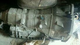 Bmw e60 e90 zf6hp19 auto gearbox low miles