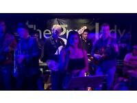 Lead singer wanted for Salsa band