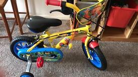 Bicycle 2.5 -4 years