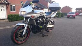 Yamaha fzs600 Fazer 2000 Good Condition