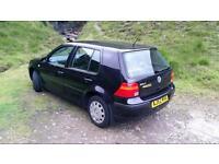 Volkswagen Golf 1.4 petrol 2003