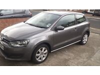 *LOW MILEAGE 2010 VOLKSWAGEN POLO 1.2* *AMAZING CONDITION*