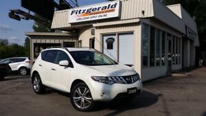 2009 Nissan Murano LE w/DVD Package - LEATHER! BACK-UP CAM! DVD!