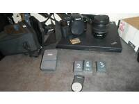 Camera Canon 400D +lens + bargain!!!