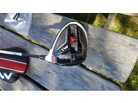 Brand New Taylor Made M1 460cc Driver right hand.