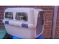 Dog Carrier Box/Bed
