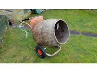 Belle Cement Mixer 230v Electric
