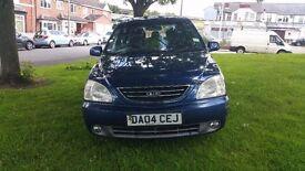 Kia Carens 2.0 Diesel 2004