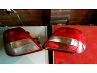 Subaru impreza wagon rear lights