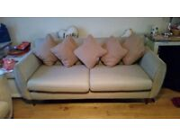 3seater 2 seater love seat and foot stool