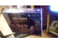 Brandnew !! SEALED Playstation 4 Call of duty Bundle sealed