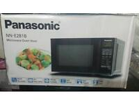 Panasonic microwave brand new
