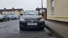2004 Vauxhall Corsa 1.4 TWINPORT16V SXi ** 111k MILES ** 12 Months Mot 3dr Petrol