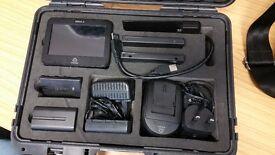 Atomos Ninja 2 (HDMI 1080p 422 10-bit recorder) + Atomos Hard Case