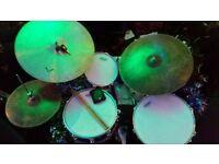 Collectors Series Drum Workshop four piece kit - quick sale