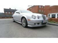 Jaguar s-type 2.7diesel top spec