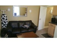 1 bed, unfurnised flat, town centre, off road parking. Professional only. Reference/deposit required