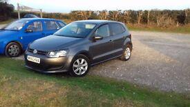 Volkswagen Polo, Hatchback, Sport 1.2, Grey, Petrol, New MOT £4795