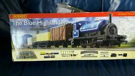 Hornby oo train set