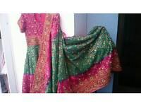 Indian Pakistani wedding dress