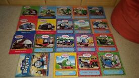 19 Thomas and Friends Books Lovely condition which are all well cared for