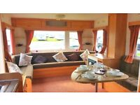 Cheap Caravan For Sale On Sandylands Saltcoats Scotland Near Craig Tara, Weymms Bay, Sundrum Castle