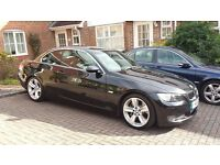 BMW 335i Convertible (with BMW insured warranty)