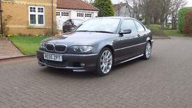 BMW 3 SERIES 3.0 330CD SPORT 2d 202 BHP SAT NAV, SERVICE RECORD, BLUETOOTH
