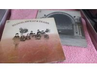BLOOD,SWEAT & TEARS / DAVID CLAYTON-THOMAS - 2 X VINYL L.P'S - SELF-TITLED - CBS