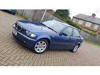 2003 (03) BMW 3 SERIES E46 316i SE 1.8L PETROL MANUAL 4DR SALOON MOT FEB 2017 HPI CLEAR SUPERB DRIVE