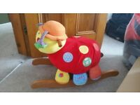 Mamas and Papas Lotty Ladybird Rocker