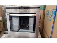 AEG single oven