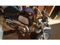 125 skyteam monkey bike
