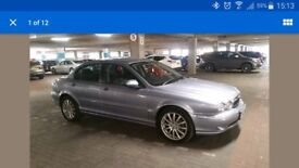 SOLD - Jaguar X type. Low milage. Full year MOT.