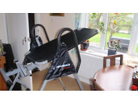 Confidence Fitness inversion table for back exercise