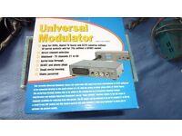 Universal modulator