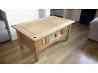 Wooden Coffee table - Perfect for living room