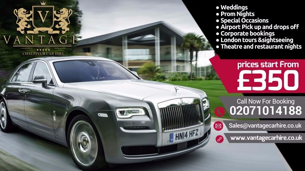 02071014188 Wedding Car Hire Airport Limo Chauffeur