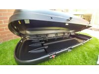 VW Touran Roof Bars & Roof Box Genuine VW Supplied