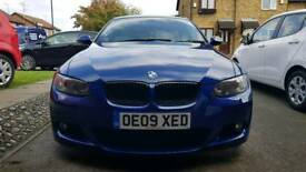 Bmw 320d Coupe M Sport Highline