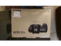 Canon camera 5Ds