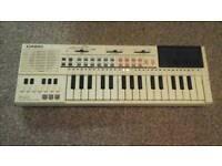 Casio Electronic Keyboard + Keyboard Books
