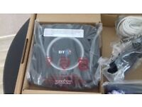 BRAND NEW UNOPENED BT BOX WITH REMOTE AND CABLES