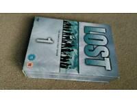 Lost Season One dvd boxset