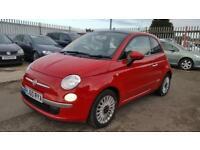 2011 fiat 500 1.2 petrol 3 door hatchback 12 month mot
