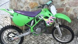 Kx 80 kx80 kx 85 kx 100 wanted the worse condition or engine damage the better rm cr yz ktm