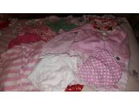 Bundle 3-6 months girls clothes including boots