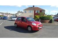 Nissan micra 62plate with very low miles and new mot