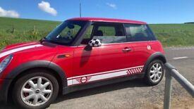 image for Mini, Hatchback, 2004, Manual (needs starter motor)